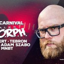 ★SOCarnival with Alex MORPH (D) @ Akvárium Bp 2020-02-22★